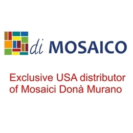 di Mosaico USA Distributor of MDM di mosaico is the exclusive distributor of mosaici donà murano